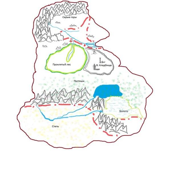 Политическая карта мира Small-map